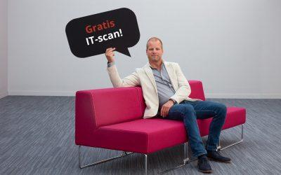 Vraag je vrijblijvende IT-scan